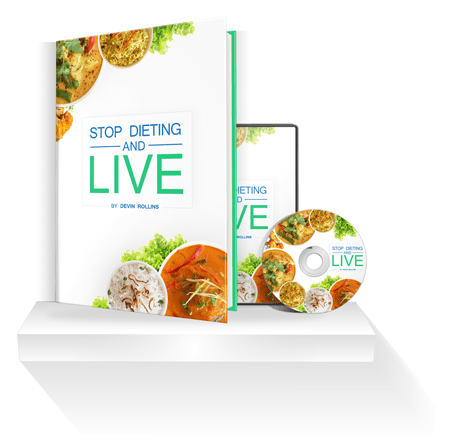 Stop Dieting and Live Official Guide
